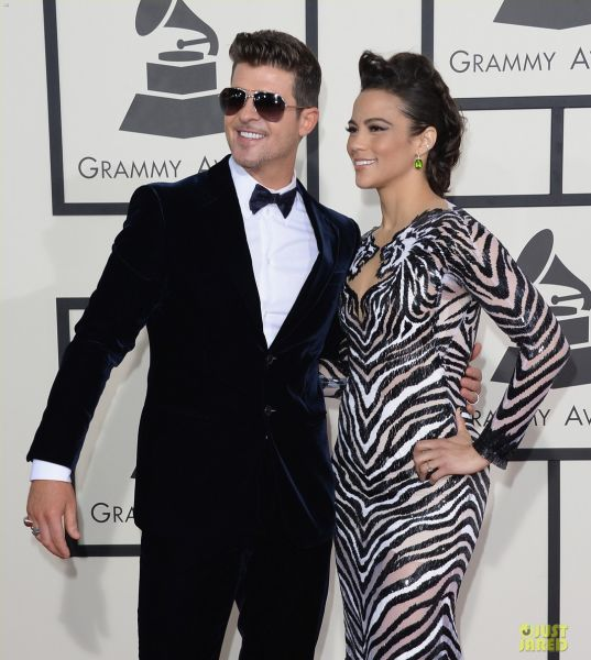 Robin Thicke's Ken Doll Arms (11 pics)