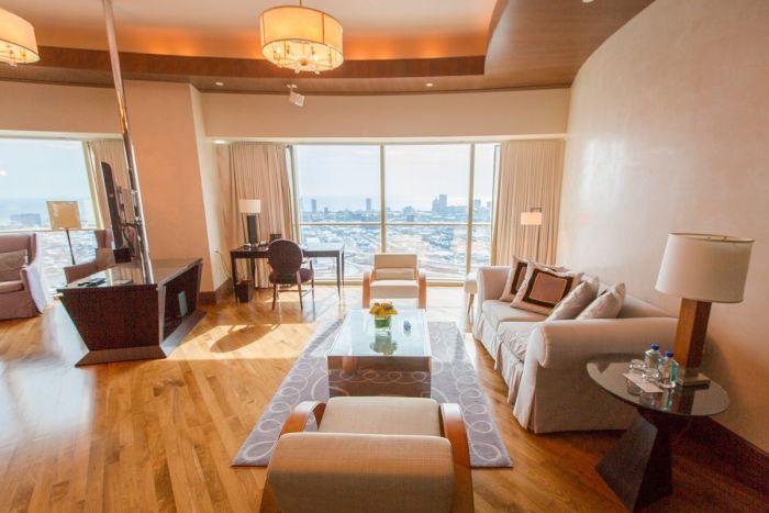 The Best Suite in Borgata Hotel Casino & Spa (22 pics)