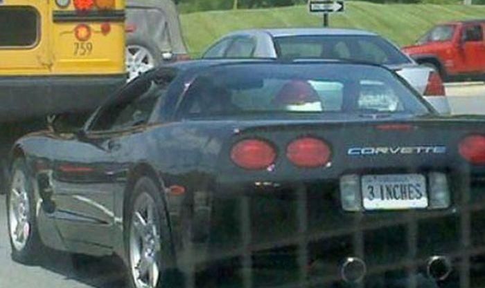 Funny License Plates. Part 3 (34 pics)