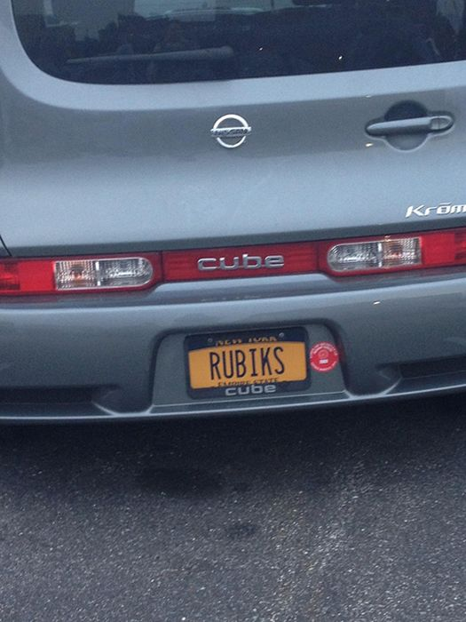 Funny License Plates. Part 3 (34 pics)