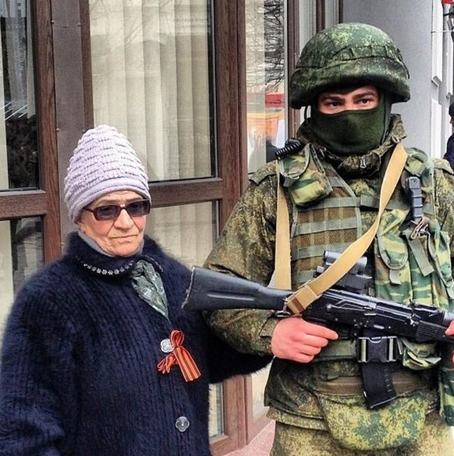 Russian Troops in Ukraine (46 pics)