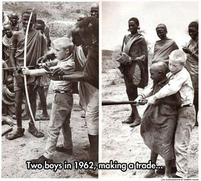 Interesting Historical Photos  (45 pics)