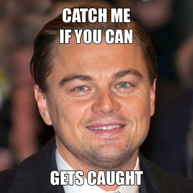 Bad Luck Leonardo (10 pics)