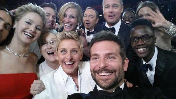Oscar Selfie (7 pics)