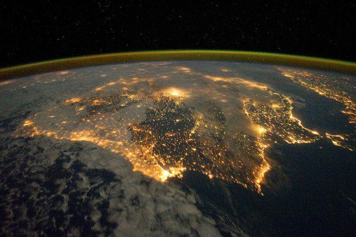 NASA Recreates Gravity (31 pics)