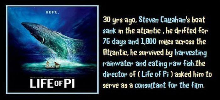 Unbelievable but True Facts. Part 6 (12 pics)