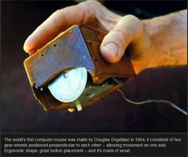 World's First Things (16 pics)