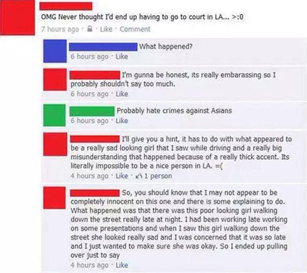 Police Girl Mistake (6 pics)