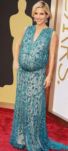 Pregnant Elsa Pataky (6 pics)
