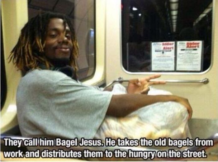 Faith in Humanity Restored. Part 4 (20 pics)