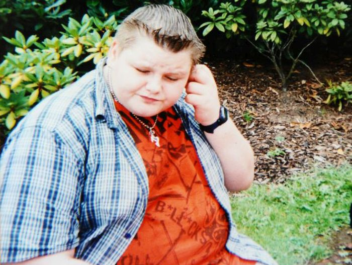 Transformation of One of the Britain's Fattest Kids (7 pics)