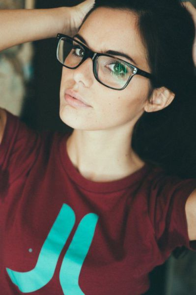 Sexy Girls in Glasses (37 pics)