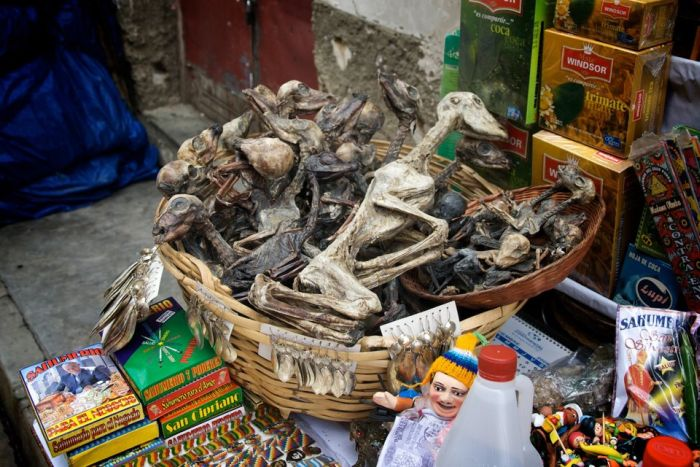 Witchcraft Markets (28 pics)