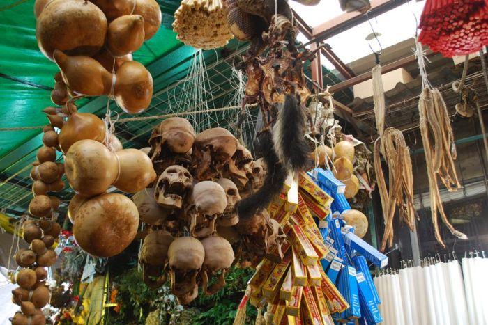 Witchcraft Markets (28 pics)