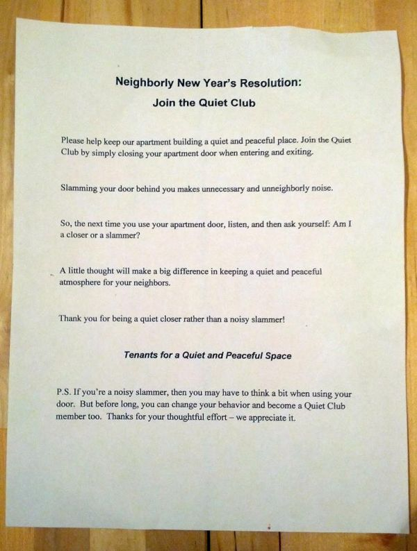 Why We Hate Neighbors (28 pics)