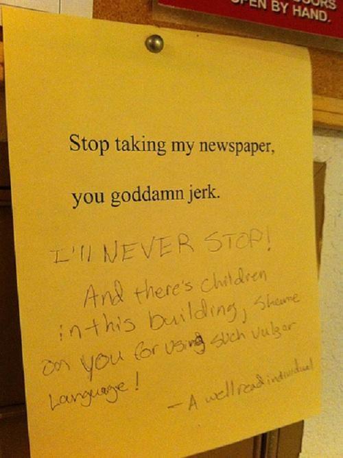 Why We Hate Neighbors (28 pics)