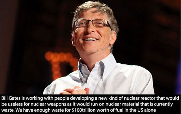 Interesting Facts About Bill Gates (18 pics)