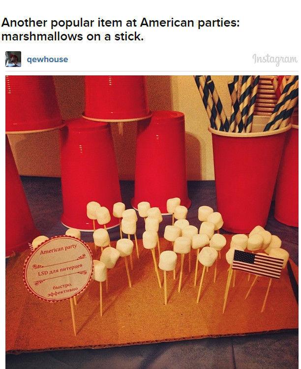 American Parties Around the World (25 pics)