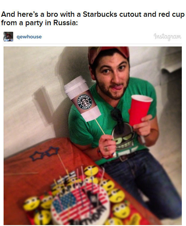 American Parties Around the World (25 pics)