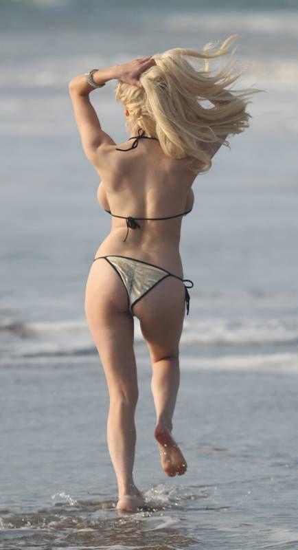 Courtney Stodden in Bikini (16 pics)