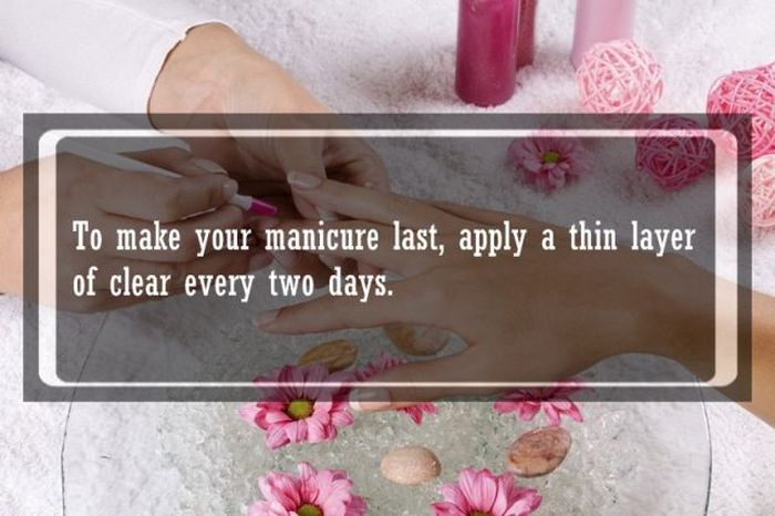 Beauty Hacks (25 pics)