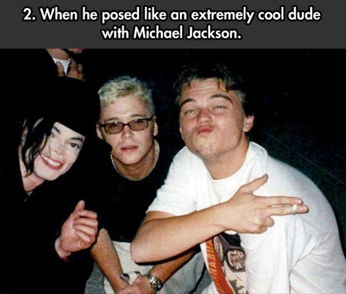 When Leonardo DiCaprio Was a Total Badass (24 pics)