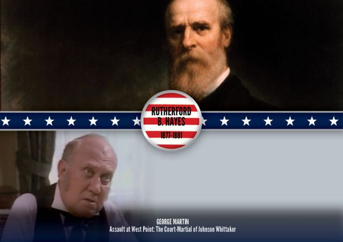 Presidents Portrayed in Movies (43 pics)