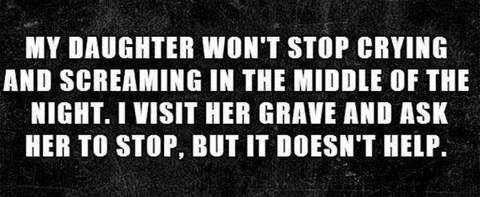 Two-Sentence Horror Stories (20 pics)