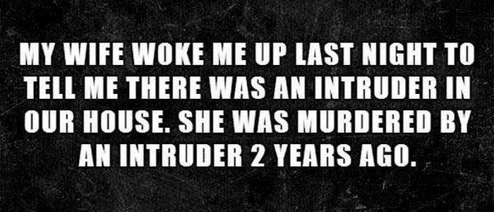 Two-Sentence Horror Stories (20 pics)