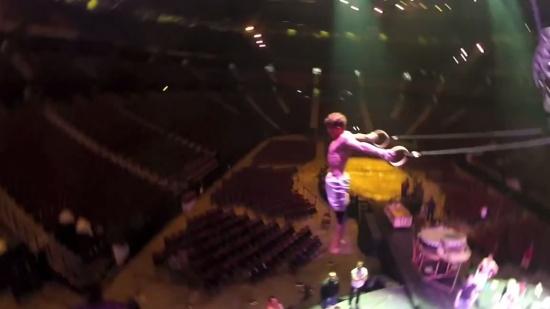 Amazing Acrobatics Skills Performance