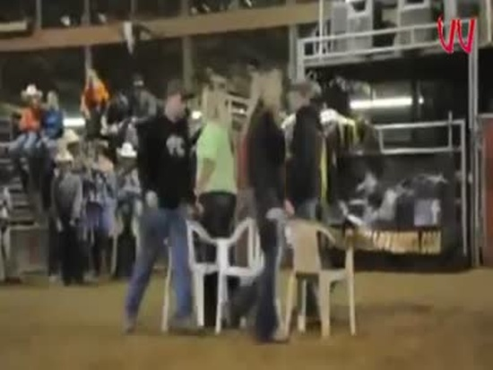 Epic Chair Game Gone Totally Wrong