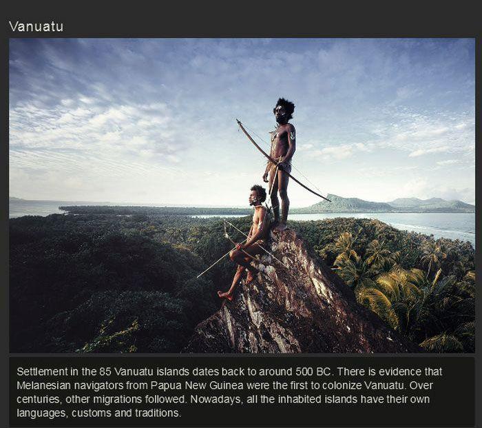 Tribes (18 pics)