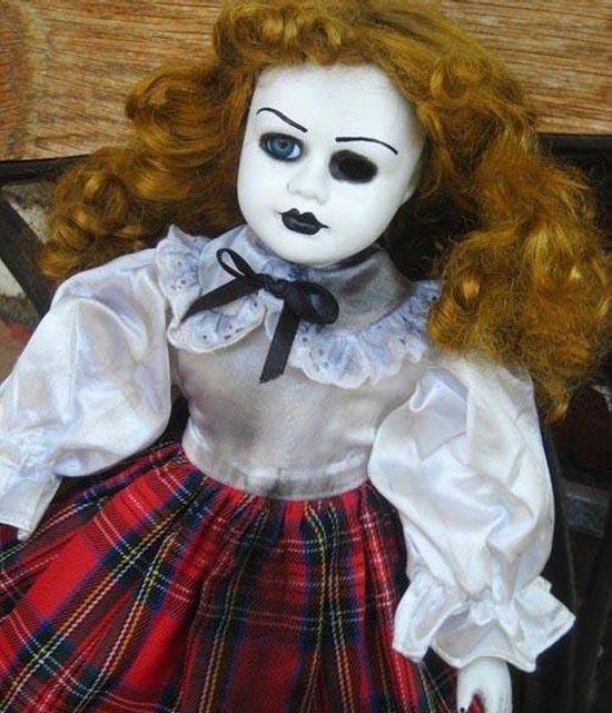 The Creepiest Dolls Ever (42 pics)