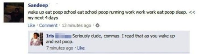 Grammar and Spelling Fails. Part 3 (21 pics)