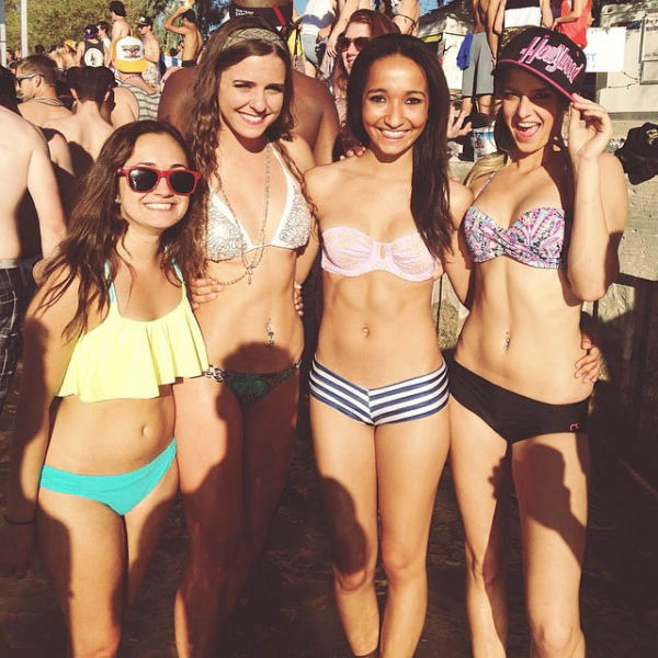 Spring Break Means a Lot of Fun (37 pics)