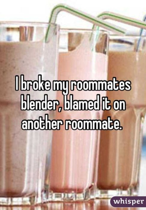 Roommate Stories (22 pics)