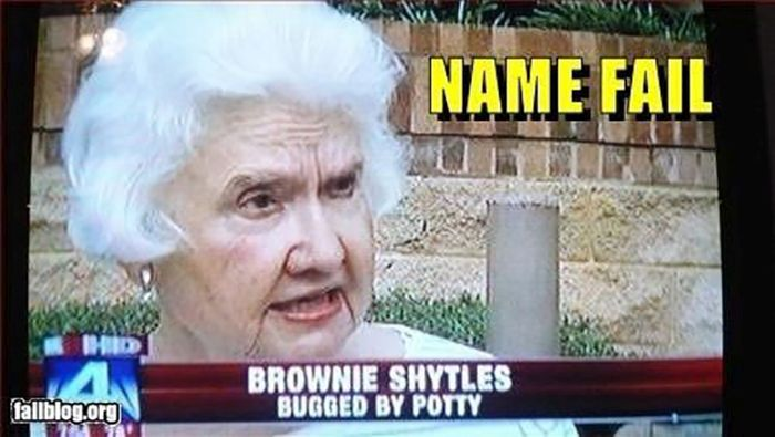 Funny Names (32 pics)