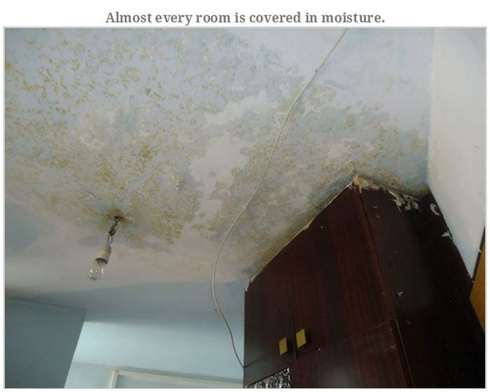 The Worst Student Dormitory in the World (33 pics)