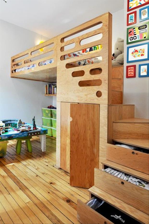 Kid Bedrooms (32 pics)