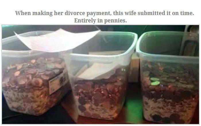 How to Get Revenge After a Divorce (10 pics)