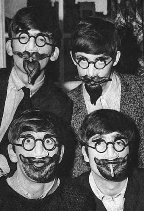 Vintage Photos of Celebrities (32 pics)
