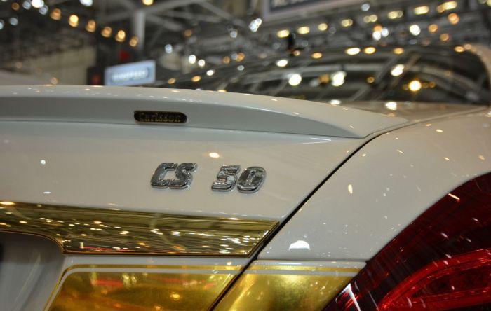 Mercedes CS50 Versailles Edition (25 pics)
