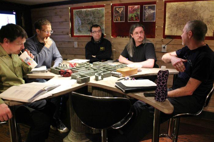 RPG Room (46 pics)