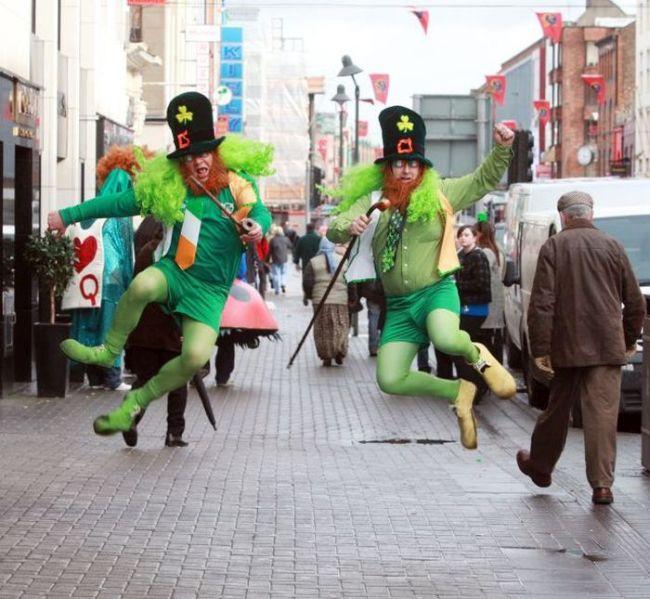St Patrick's Day (53 pics)
