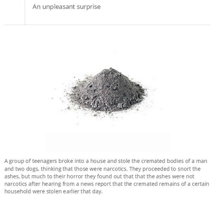 The Dumbest Criminals (25 pics)