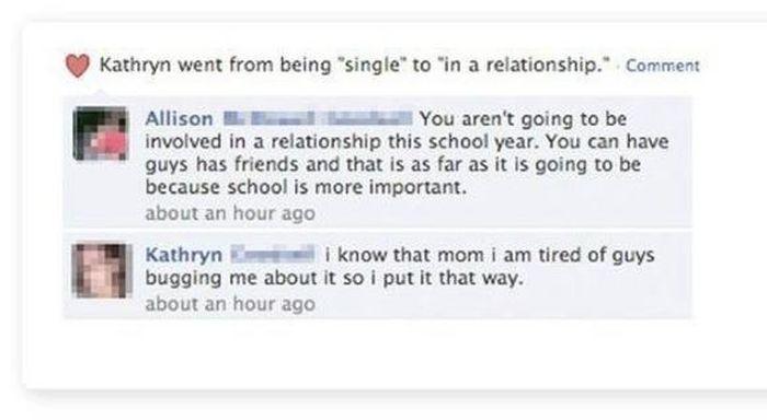 Parents on Facebook (21 pics)