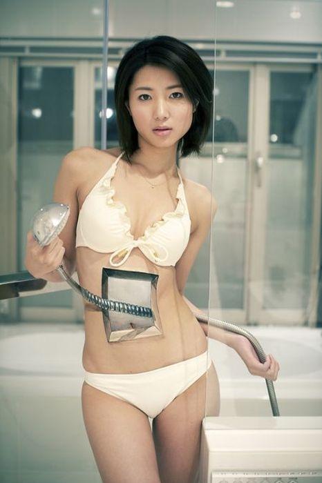 Japanese Body Paintings by Hikaru Cho (30 pics)