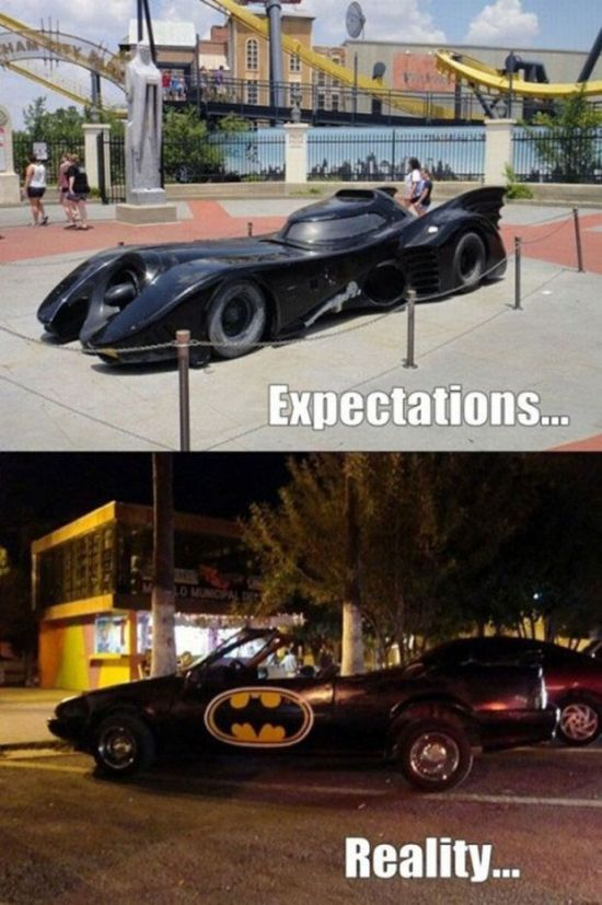 Expectations Vs. Reality. Part 4 (45 pics)