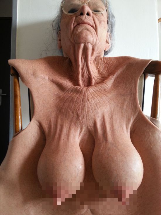 Old Woman Mask for Adults Only (3 pics)