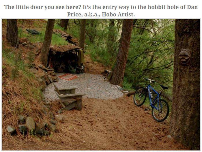Own Hobbit Hole (10 pics)